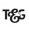 T&G logo_BW