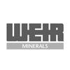 Weir Minerals logo_BW
